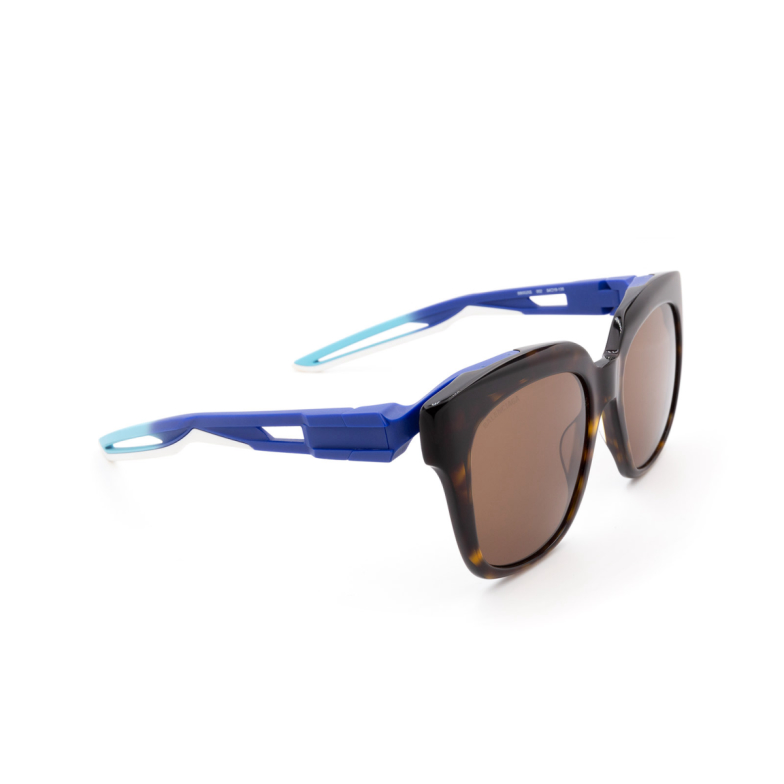 Balenciaga® Butterfly Sunglasses: BB0025S color Havana 002.