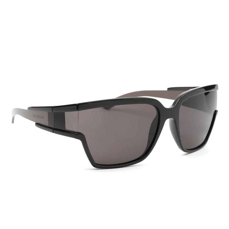 Balenciaga® Butterfly Sunglasses: BB0039S color Black 001.
