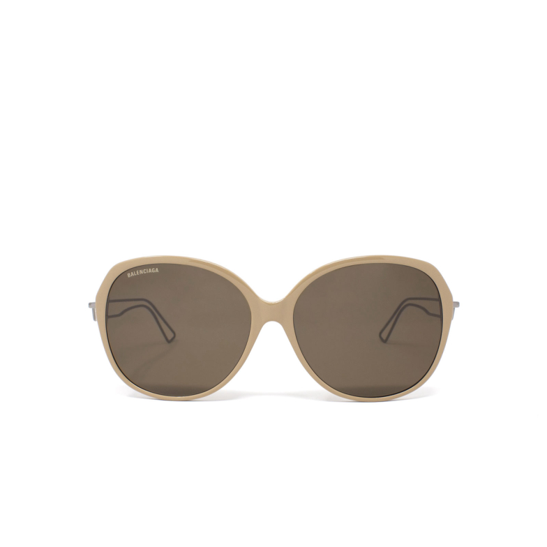 Balenciaga® Butterfly Sunglasses: BB0058SK color Brown 003.