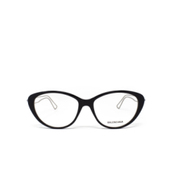 Balenciaga® Eyeglasses: BB0067O color Black 001.