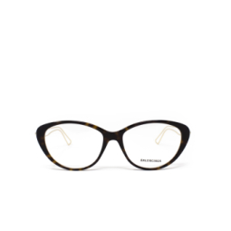Balenciaga® Eyeglasses: BB0067O color Havana 002.