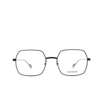 Balenciaga® Irregular Eyeglasses: BB0090O color Black 001.