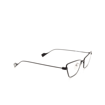 Balenciaga® Cat-eye Eyeglasses: BB0091O color Black 001.