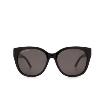 Balenciaga® Butterfly Sunglasses: BB0103SA color Black 001.