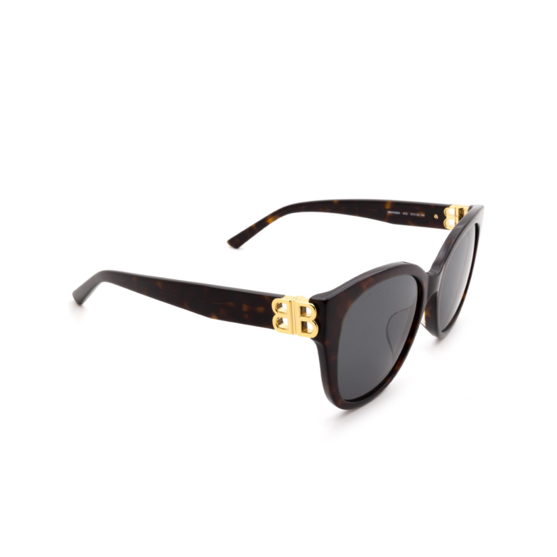 Balenciaga® Butterfly Sunglasses: BB0103SA color Havana 002.