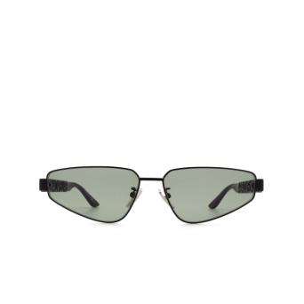 Balenciaga® Irregular Sunglasses: BB0107S color Black 001.