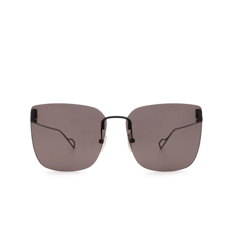 Balenciaga® Square Sunglasses: BB0112SA color Black 001.