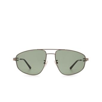 Balenciaga® Aviator Sunglasses: BB0115S color Green 002.