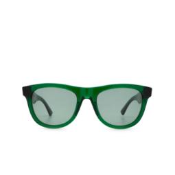 Bottega Veneta® Sunglasses: BV1001S color Green 004.
