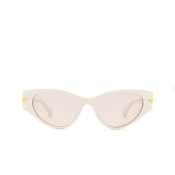 Bottega Veneta® Sunglasses: BV1002S color Ivory 004.