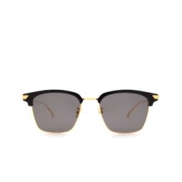 Bottega Veneta® Sunglasses: BV1007SK color Black 001.