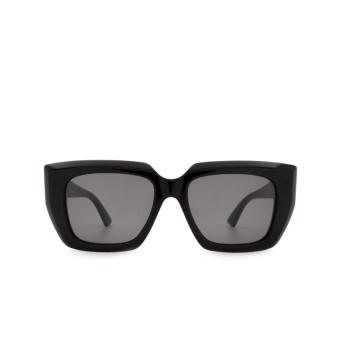 Bottega Veneta® Square Sunglasses: BV1030S color Black 001.