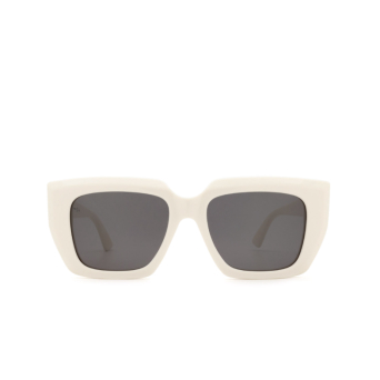 Bottega Veneta® Square Sunglasses: BV1030S color Ivory 003.