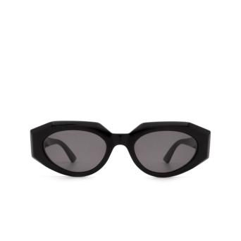 Bottega Veneta® Cat-eye Sunglasses: BV1031S color Black 001.
