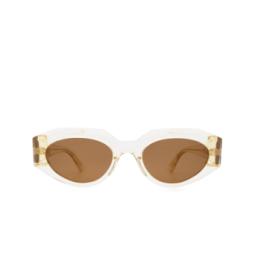 Bottega Veneta® Sunglasses: BV1031S color Beige 004.