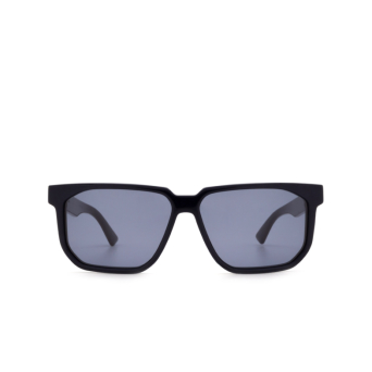 Bottega Veneta® Square Sunglasses: BV1033S color Blue 003.