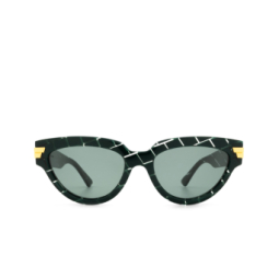 Bottega Veneta® Sunglasses: BV1035S color Green 004.
