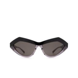 Bottega Veneta® Sunglasses: BV1055S color Black 001.