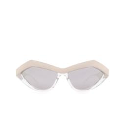 Bottega Veneta® Sunglasses: BV1055S color Silver 002.