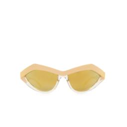 Bottega Veneta® Sunglasses: BV1055S color Gold 003.