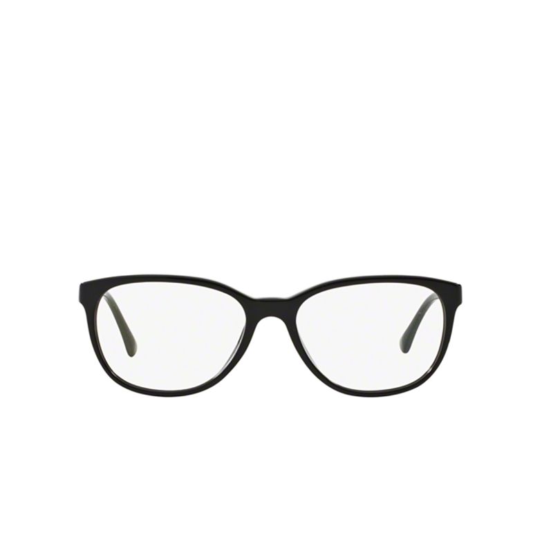 Burberry® Square Eyeglasses: BE2172 color Black 3001.