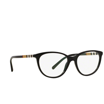 Burberry® Square Eyeglasses: BE2205 color Black 3001.