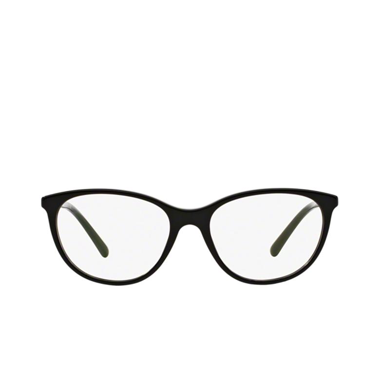 Burberry® Square Eyeglasses: BE2205 color Black 3001.