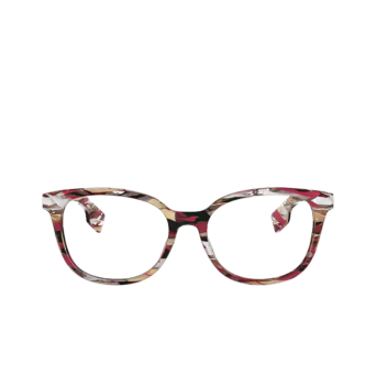 Burberry® Square Eyeglasses: BE2291 color Striped Check 3792.