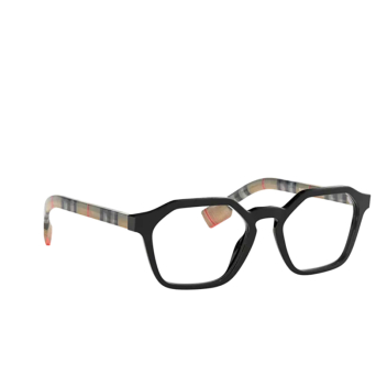 Burberry® Irregular Eyeglasses: BE2294 color Black 3757.