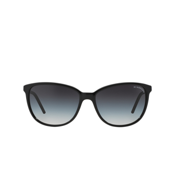 Burberry® Cat-eye Sunglasses: BE4180 color Black 30018G.
