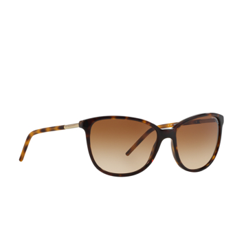 Burberry® Cat-eye Sunglasses: BE4180 color Dark Havana 300213.