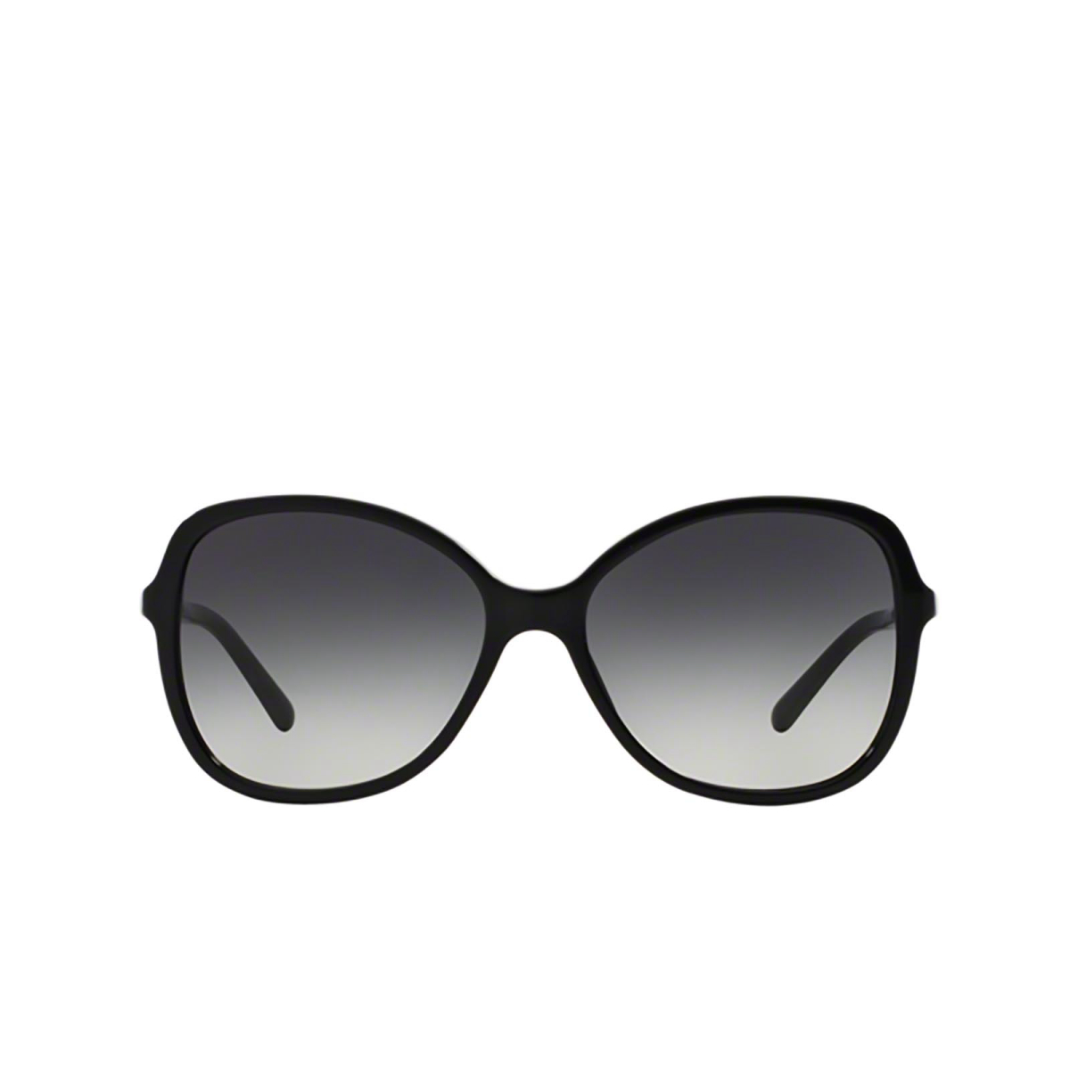 Burberry® Butterfly Sunglasses: BE4197 color Black 30018G.