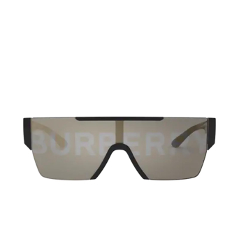 Burberry® Rectangle Sunglasses: BE4291 color Black 3001/G.