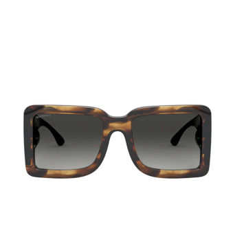 Burberry® Square Sunglasses: BE4312 color Brown 38688G.