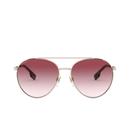 Burberry® Sunglasses: Gloucester BE3115 color Pale Gold 11098D.