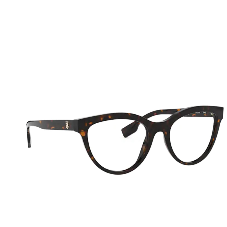 Burberry® Cat-eye Eyeglasses: Lillie BE2311 color Dark Havana 3002.