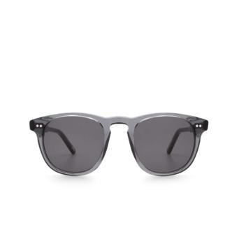 Chimi® Square Sunglasses: #001 color Grey Ginger.