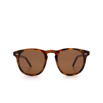Chimi® Square Sunglasses: #001 color Tortoise Trt.