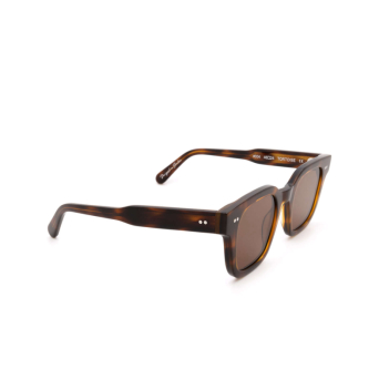 Chimi® Square Sunglasses: #004 color Tortoise Trt.