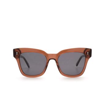 Chimi® Square Sunglasses: #005 color Brown Coco.