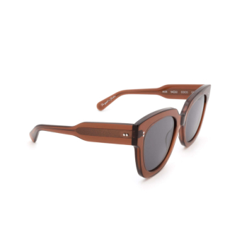 Chimi® Butterfly Sunglasses: #008 color Brown Coco.