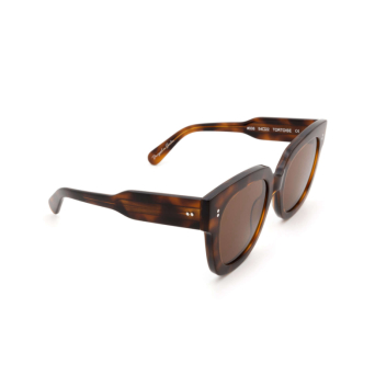 Chimi® Butterfly Sunglasses: #008 color Tortoise Trt.