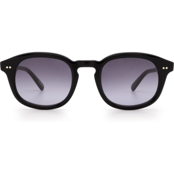 Chimi® Square Sunglasses: #102 color Black.