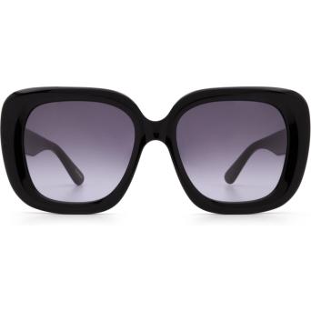 Chimi® Square Sunglasses: #108 color Black.