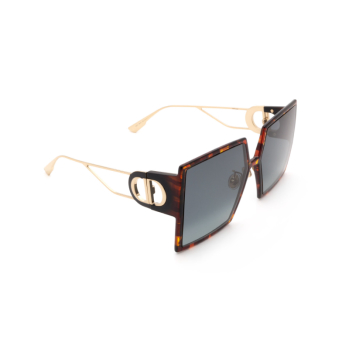 Dior® Square Sunglasses: 30MONTAIGNE color Havana EPZ/1I.