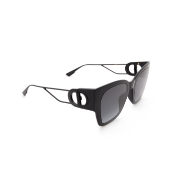 Dior® Square Sunglasses: 30MONTAIGNE1 color Black 807/1I.