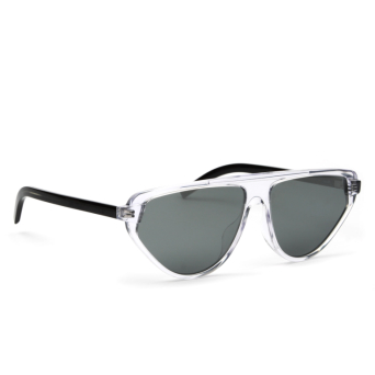 Dior® Irregular Sunglasses: BLACKTIE247S color Crystal 900/T4.