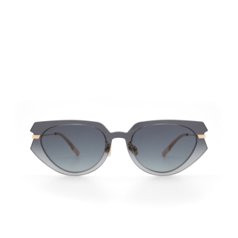 Dior® Cat-eye Sunglasses: DIORATTITUDE2 color Shaded Grey 2M0/1I.