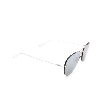 Dior® Aviator Sunglasses: DIORCHROMA1F color Palladium 010/0T.