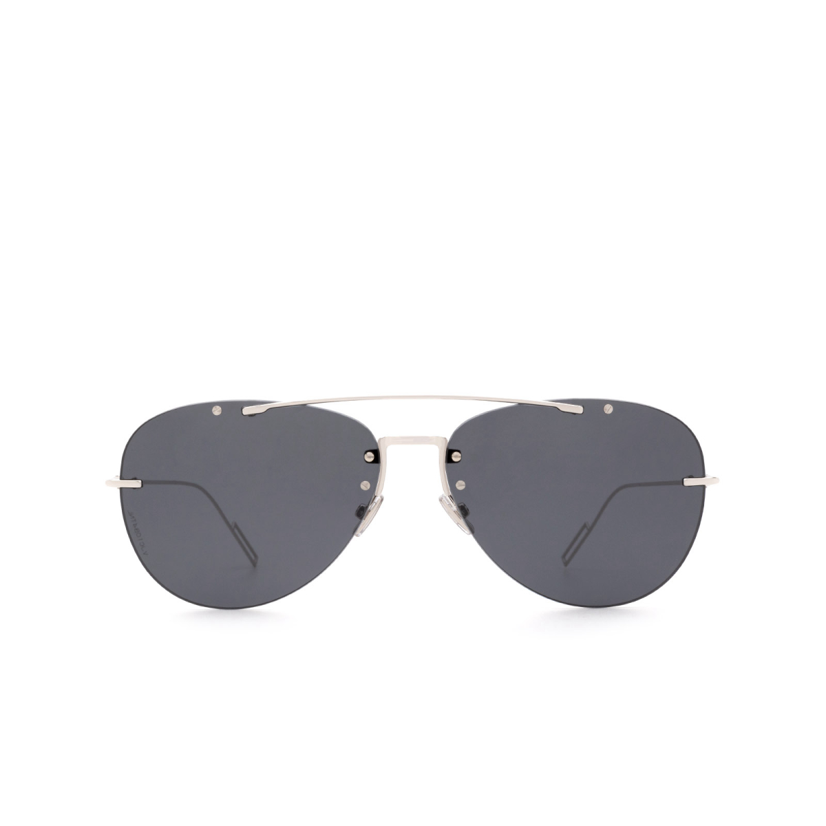 Dior® Aviator Sunglasses: DIORCHROMA1F color Palladium 010/2K.